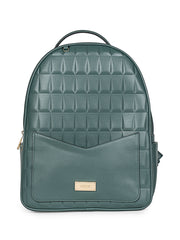Gwendolyn Large Olive Backpack