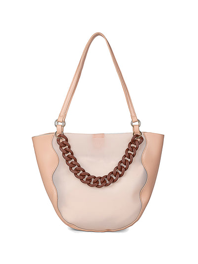 Ludovica Princess Light Pink Tote