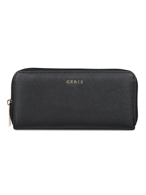 Joelle Black Wallet