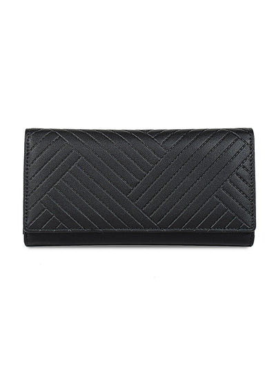 Veronique Black Wallet
