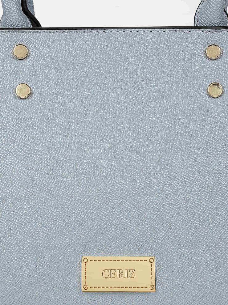 Cordelia Majestic Powder Blue Handbag 4