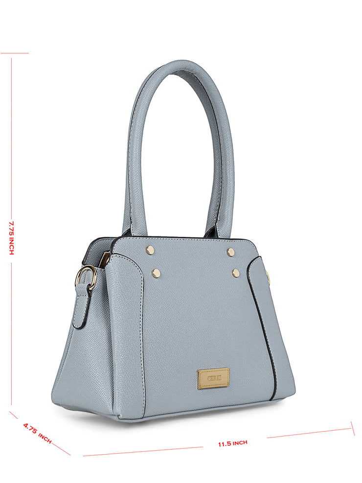 Cordelia Majestic Powder Blue Handbag 1