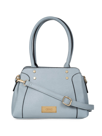 Cordelia Majestic Powder Blue Handbag