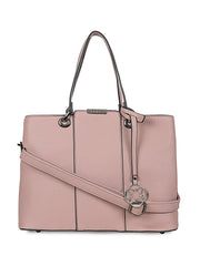 Elenora Grand Light Pink Handbag