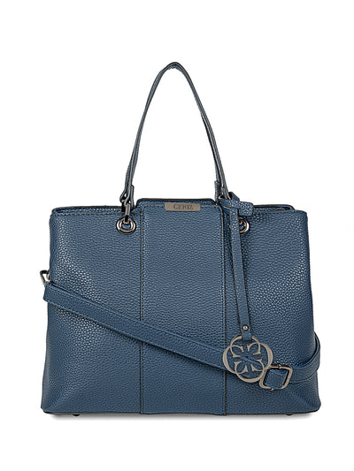 Elenora Grand Navy Handbag