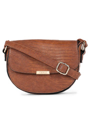 Shirley Tan Sling Bag
