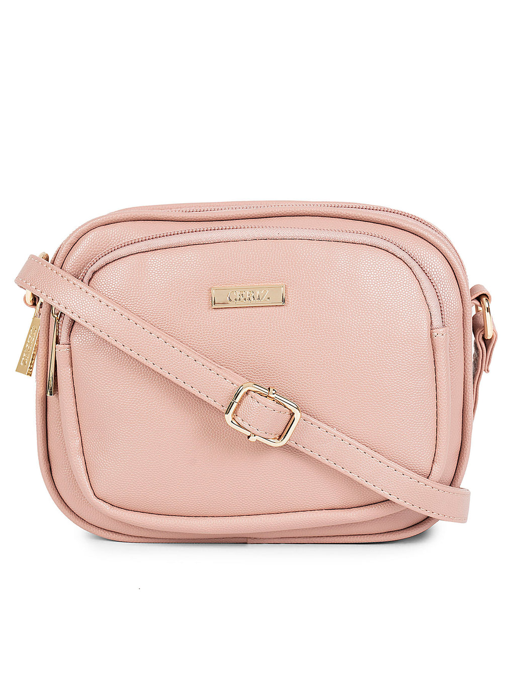 Tori Light Pink Sling Bag