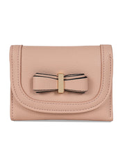 Fifi Light Pink Bow Wallet