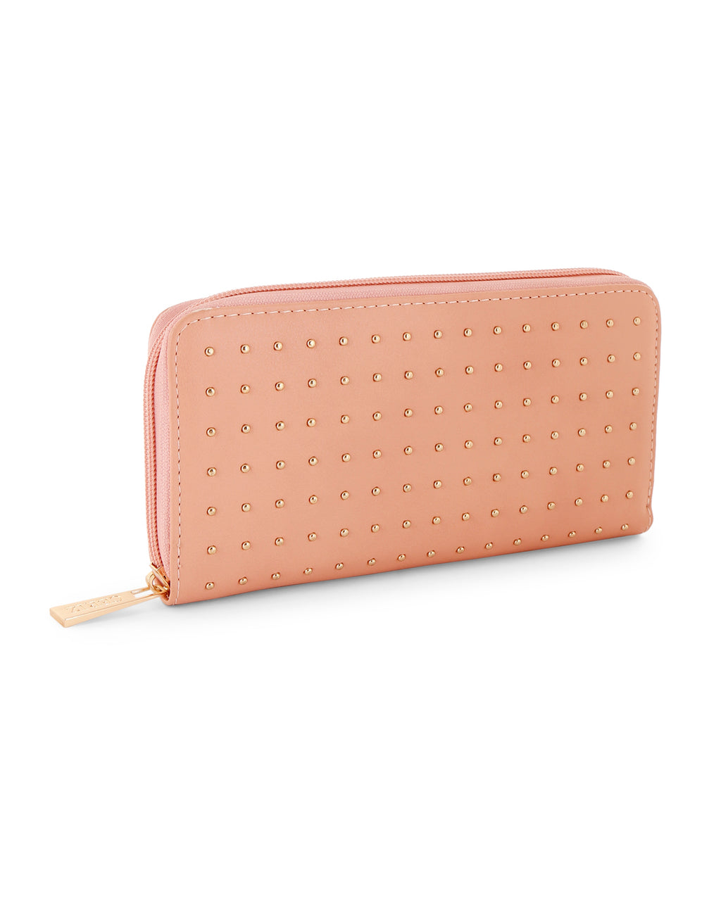 Iberis Pink Studded Wallet