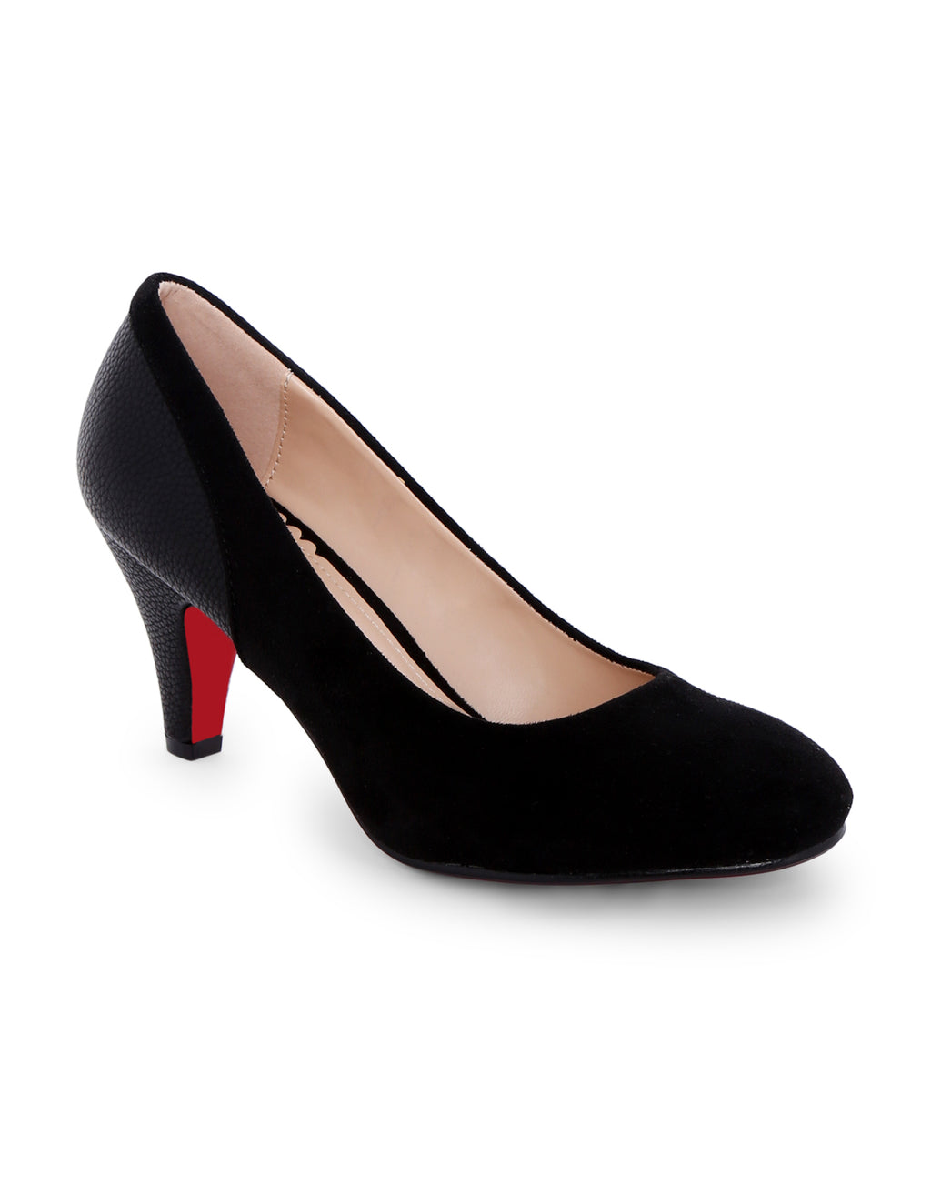 Verity Classica Black Pumps