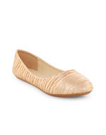 Cetris Rose Gold Ballerinas