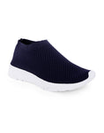 Nuriaa Navy Slip on Sneakers