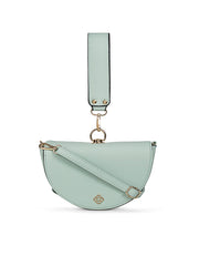 Axelle Mint Clutch Wallet