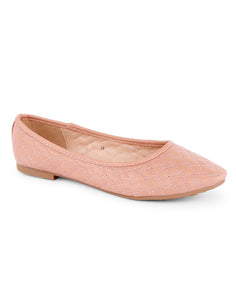 Peach Ballerinas