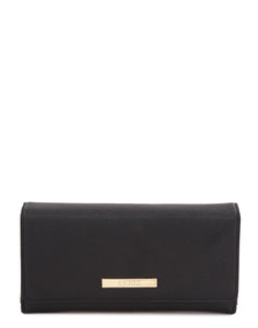 Semele Black Wallet
