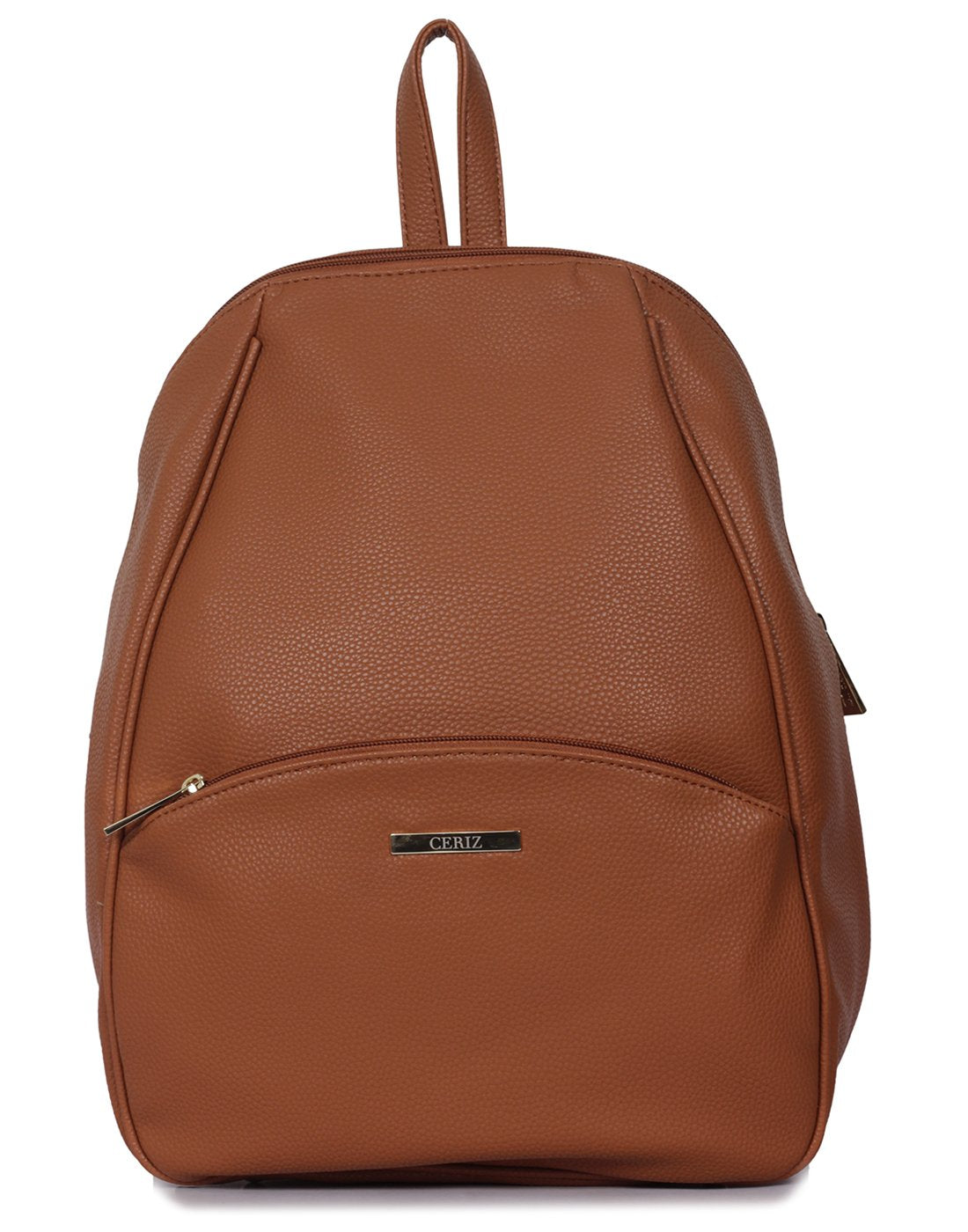 Laima Embellished Front Backpack