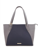 Lauma Panel Tote Bag