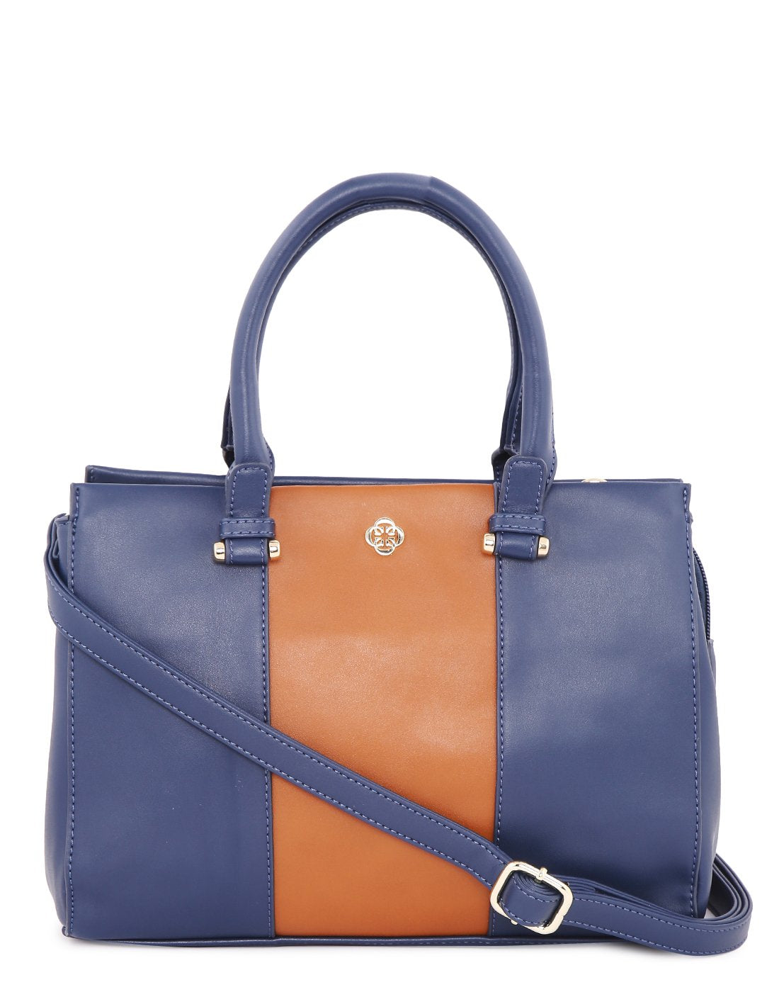 Lycus Colour Block Handbag