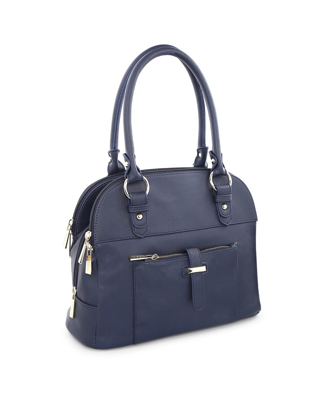 Alonsia Navy Handbag