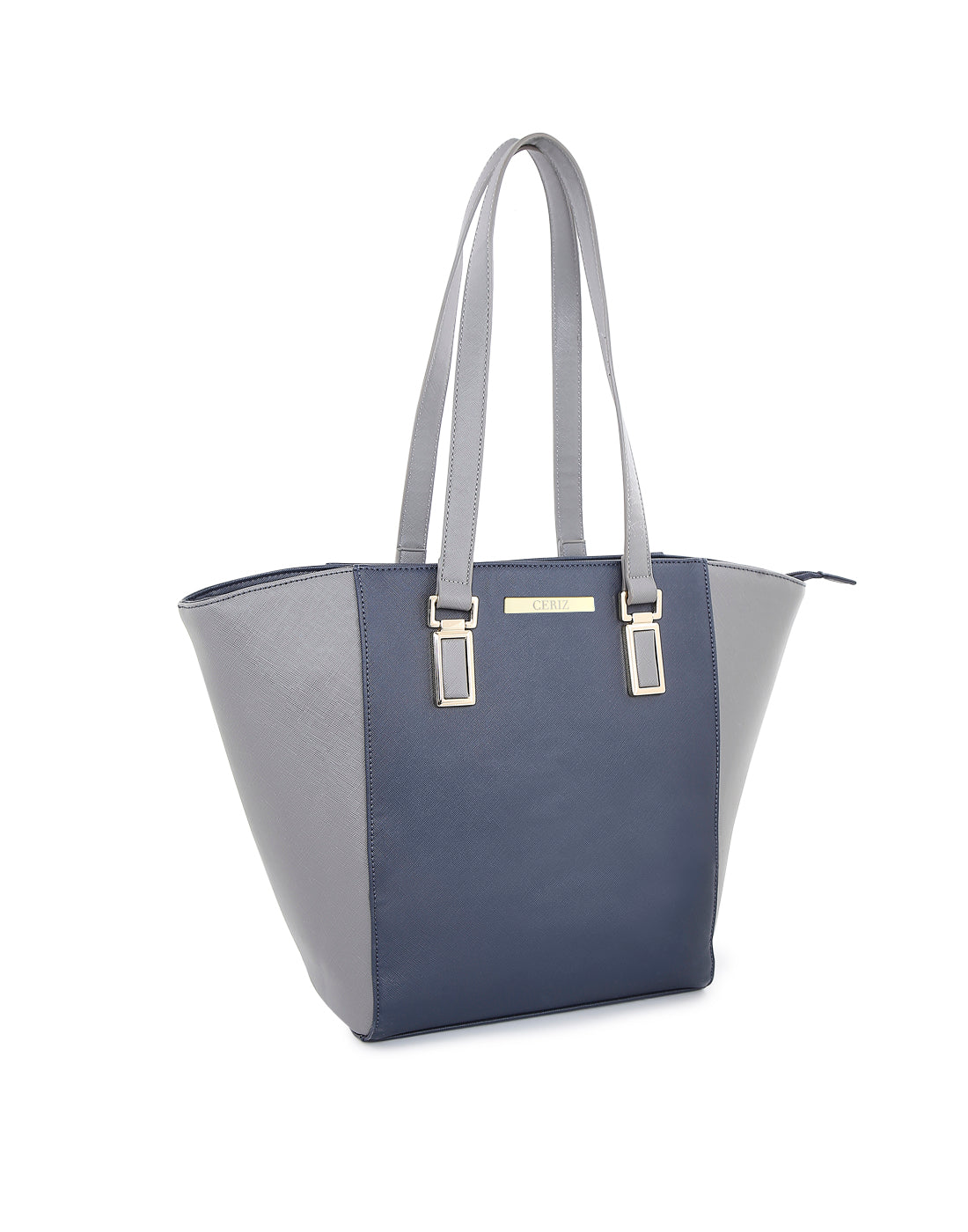 Aliena Navy Tote Bag