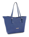 Bianca Blue Tote Bag