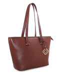 Antiope Brown Business Tote Bag