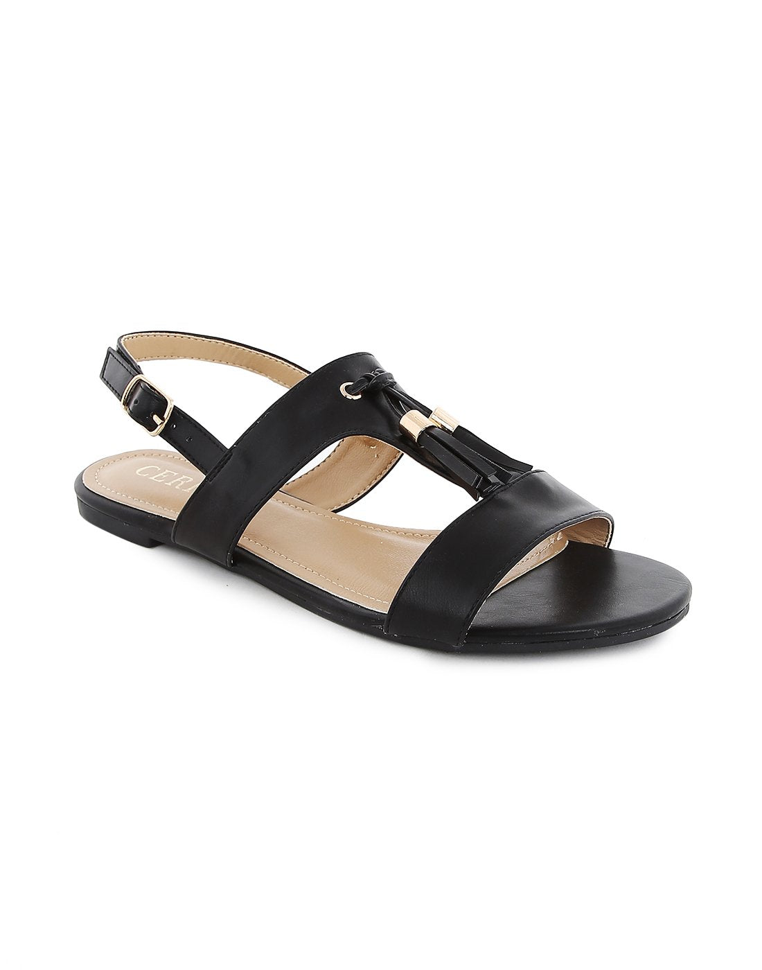 Lycus Whimsical Buckle Sandals