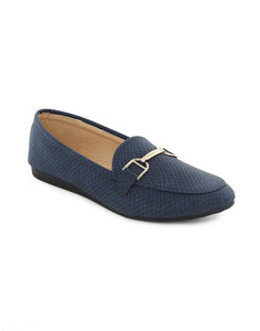 Lorelai Edged Loafer Flats