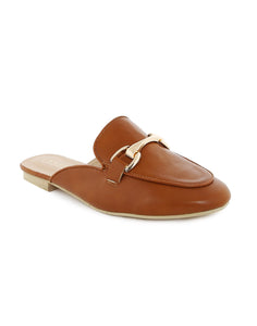 Juno Backless Loafer Mules
