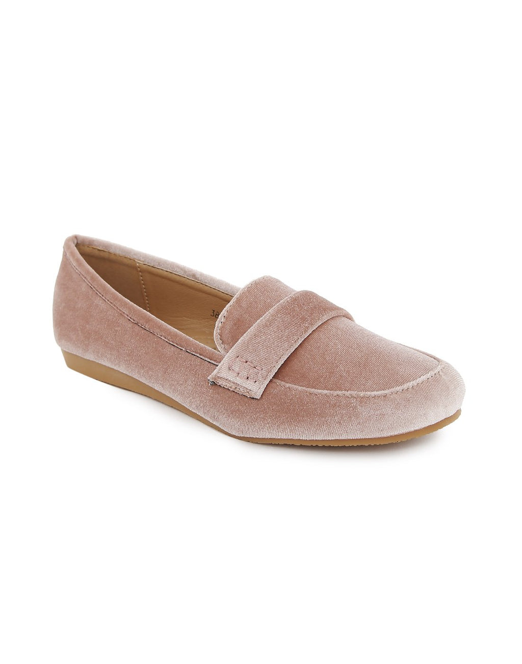 Kepheus Round Toe Loafers