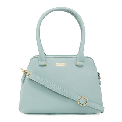 Aurore Sage Shoulder Bag