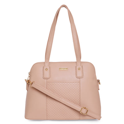 Giverny Light Pink Shoulder Bag