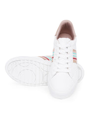 Darcey White Sneakers