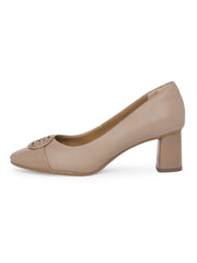 Holly Nude Pumps