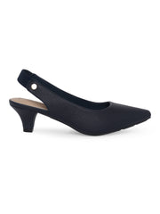 Katriane Navy Pumps