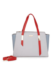 Ysabelle Light Blue Handbag