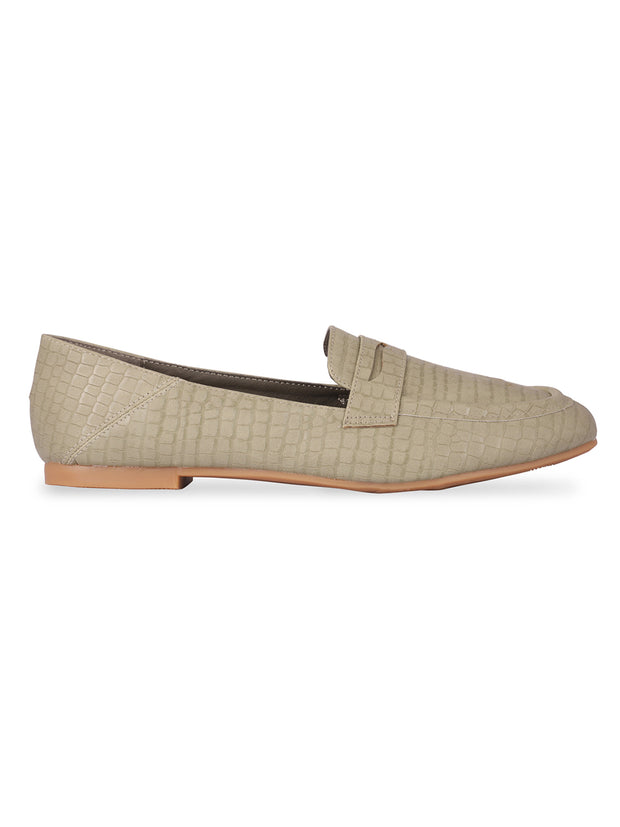 Sascha Green Loafers 1
