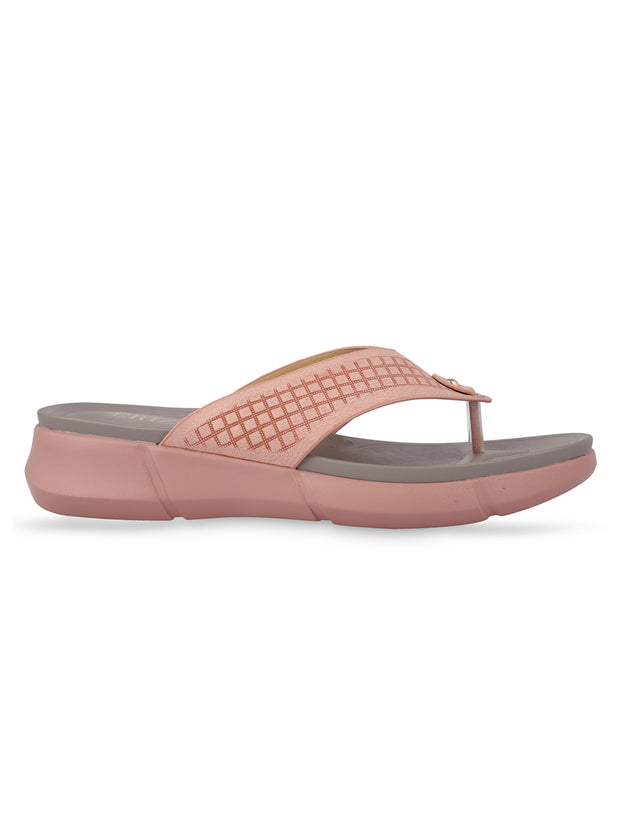 Kimberley Pink Casual Sandals 1