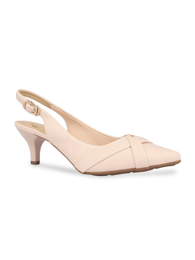 Narqis Nude Pumps