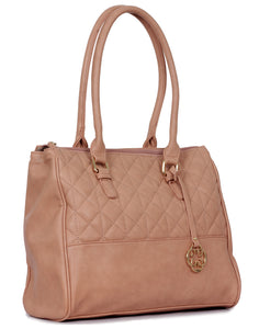 Dido Structure Quilted Day Bag