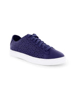Cochilia Navy Patterned Sneakers