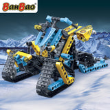 Snow driver | Hi-Tech speelgoed auto