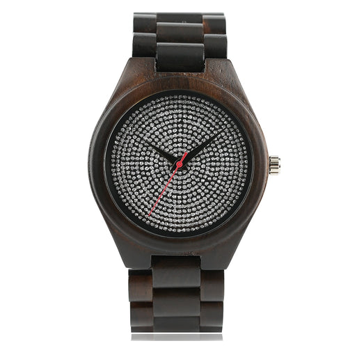 Eco-Friendly Women's Sandalwood Watch