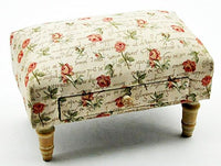 Rose footstool