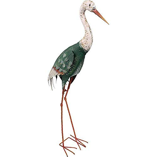 Stork Metal Garden Ornament