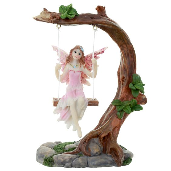Avalon fairy on swing