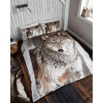 Bedding - Wolf Duvet Set Single