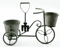 Tricycle planter