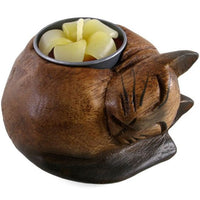 cat potpourri holder