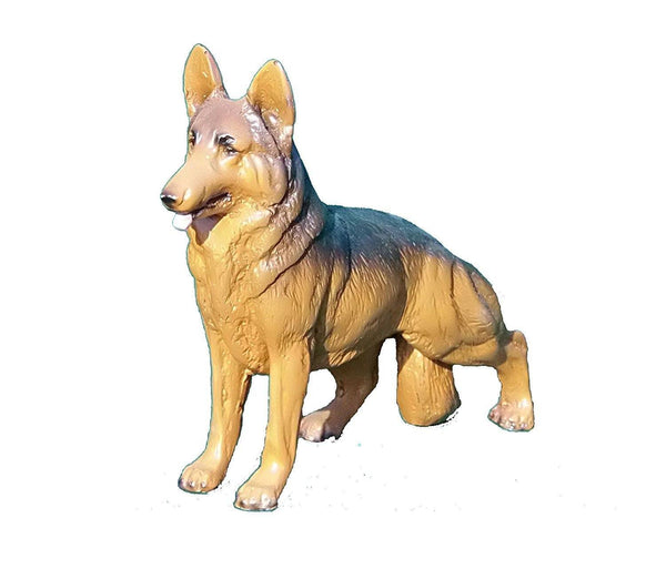 Decorative Ornaments & Figures - Alsatian Dog